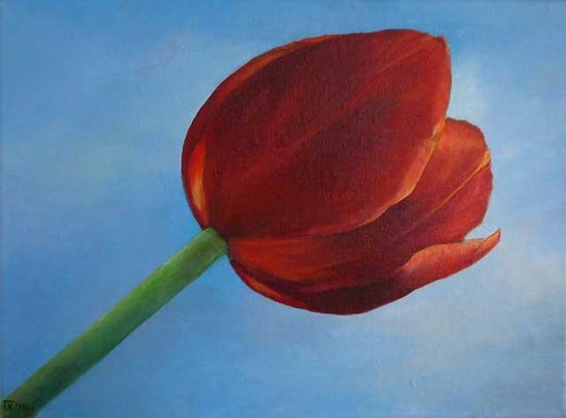 kunst-tulp1
